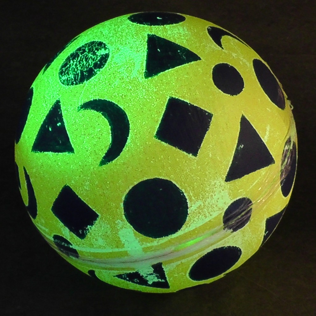 BLOX, an interactive ball for an active leisure activity for people with Profound Intellectual and Multiple Disabilities